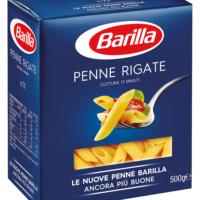 BARILLA 72 PENNETTE RIG.  GR500