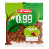 MANDORLE SGUSCIATE NOBERASCO   GR50.