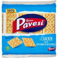 CRACKERS PAVESI SALATI GR560